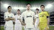 Новите екипи на Реал Мадрид за сезон 2011/2012