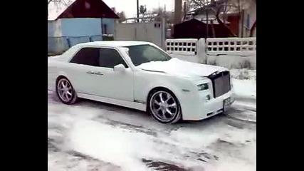 Rolls - Royce Phantom направен от Мерцедес Е - класа !!