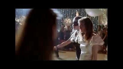 Selena Gomez dancing with Drew Seeley