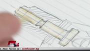 Процесът на конструиране на елементите на болидите
