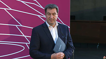 Germany: CDU's Laschet and CSU's Soeder both ready to run for chancellor as Union candidate