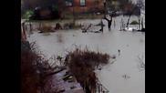 Лозово - 28.12.2009 - Наводнението 5 ул. Тракия 28