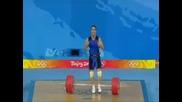 Ilya Ilin Gold Olimpic 2008