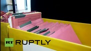 Германия: Делото на бивш пазач в концлагера Аушвиц започна