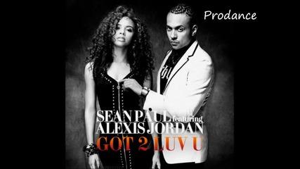 Sean Paul - Got to love you ft. Alexis Jordan Vbox7