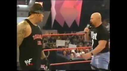 Stone Cold Steve Austin '' What ''moments