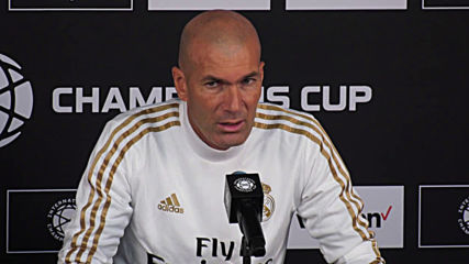 USA: Zidane denies disrepecting Bale, says he 'didn't want to' play against Bayern Munich