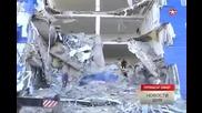 Казарма рухна в Русия 13.07.2015