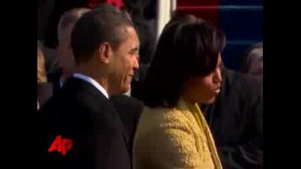 Obama Nazna4avane