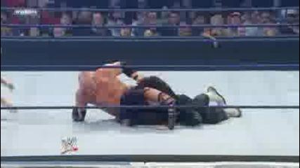 Kane vs Jeff Hardy