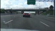 Беше Audi R8 , преди неразумното каране !