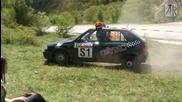 Рали Траянови Врата 2011 Safety car S1 crash