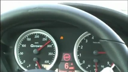 Bmw M6 G-power 372km/h