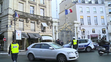 France: Security tight in Paris ahead of 'Normandy Four' meeting