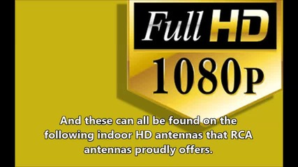 Quality Indoor Hd Antennas you Can Only Find at Rca