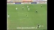 Головете На Ювентус За Сезон 2002/03