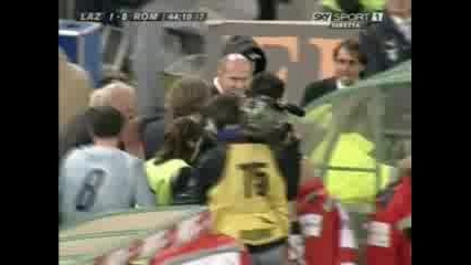 Lazio - Roma 3:0