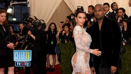 Kim Kardashian's Expecting!