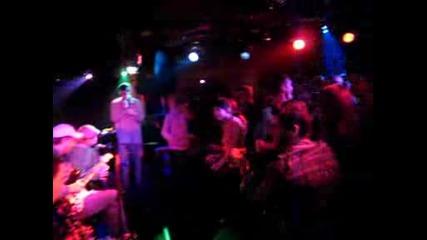 Echoo At Backstage