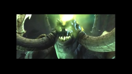 Warcraft 3 Cinematic: The Death of Hellscream