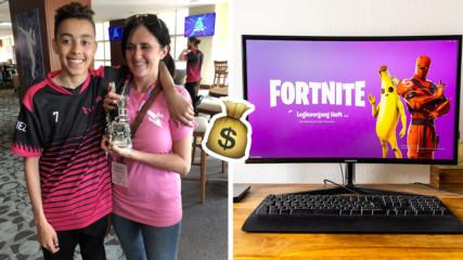 Това хлапе е милионер заради компютърна игра! Цената? 10 часа игра на ден