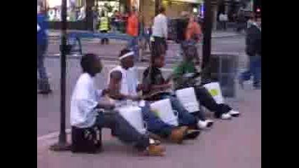 Chicago Bucket Drummers