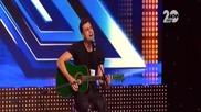 Виктор смая журито с изпълнението си- X Factor 09.09.2014