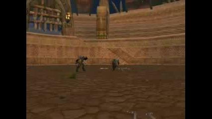 World of Warcraft Krowow