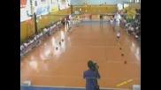 Спортна зала Луковит 2 - ра част