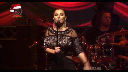 Ceca - Zabranjeni grad - (LIVE) - Skoplje - (TV Kanal 5 2014)