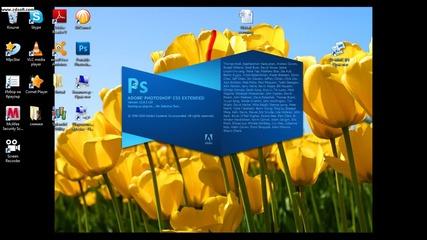 Как да направим куб на Photoshop cs5