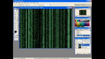 Photoshop Matrix Style