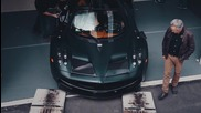 Pagani: Доставка на суперавтомобил.