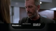House Md 8x03 Charity Case - Promo