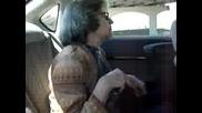 Някфа отка4ена баба танцува на Хип-Хоп