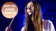 YouTube singing star Jasmine Thompson turns 18