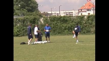 Георги Иванов – Гонзо е новият старши треньор на Локомотив Пд