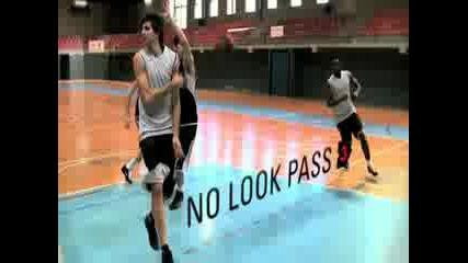 Signature Moves - Ricky Rubio - No look pass