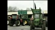 Блокада на гръцки фермери