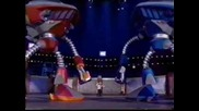 Celebrity Deathmatch  -  Beastie Boys vs. BSB