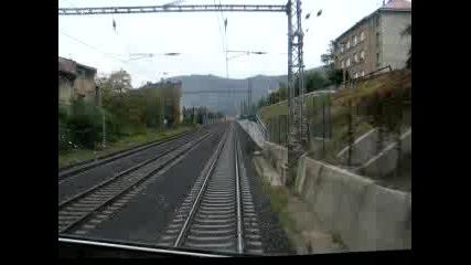 123 - rozjezd v Ústí Jihu