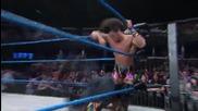 Зийма Айън кешва за X Dvision Title срещу Остин Ейрис - Tna Impact Wrestling 06.02.14