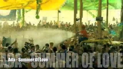 Ada - Summer Of Love (radio Club Song Music 2011) New Hit Single