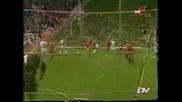 Manchester - Liverpool Owen Goal
