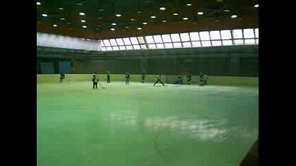 Хокей Левски - Червена Звезда