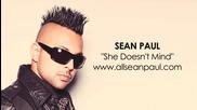Sean Paul - _she Doesn't Mind_ [audio]