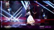 Joci Ppai - Origo Hungary Eurovision 2017 - National Final Performance