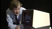 Един от първите тъч скрийнове в света - 1982 година