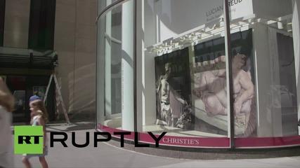 Кристис продава емблематична творба на Анди Уорхол в САЩ