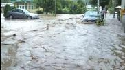 Потопа в Добрич!